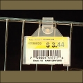Label Holders for Wire Fixtures