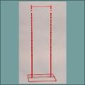 Standing Metal Display Strip Racks