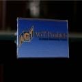 AGT Pinchers Hinged Flag Sign Holder