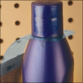 Bottle Neck with Adhesive - Shelf Style