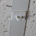 Ceiling Loop with Adhesive