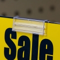 Hinged Flush Sign Holder