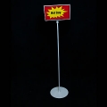 Stemmed Sign Holder